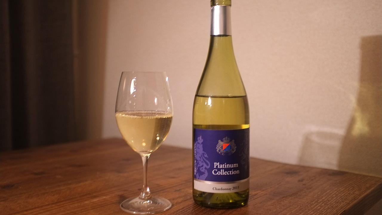 アルプスワイン プラチナコレクション シャルドネ